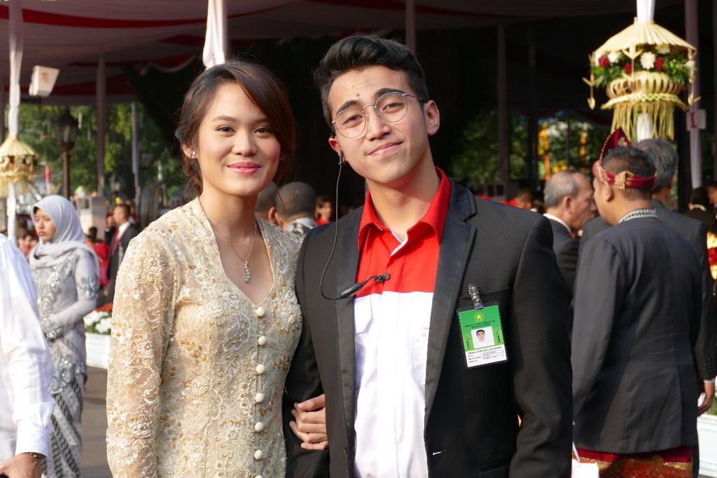 Vidi Aldiano dan Vadi Akbar Bersyukur Masih Dipercaya Istana Negara