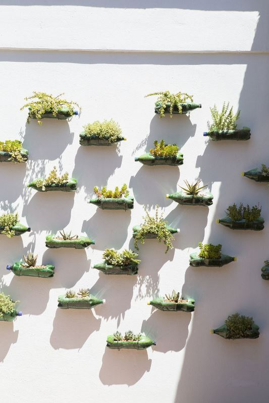 Inspirasi Taman Gantung Di Rumah Minimalis