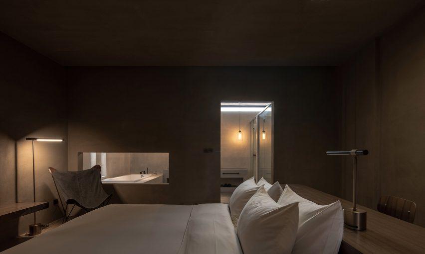 Tiongkok Rancang Hotel di Tengah Gurun Pasir