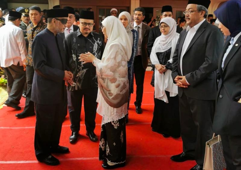 Wakil PM Malaysia Hadiri Pemakaman Habibie