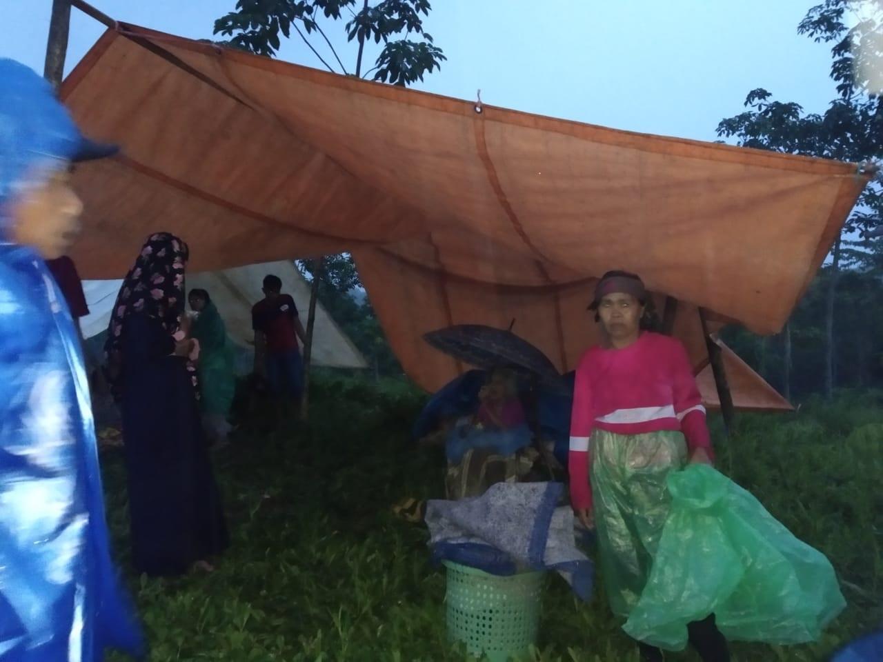 Jember Dilanda Banjir Bandang, 165 Warga Mengungsi