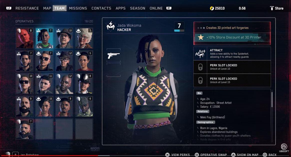 Watch Dogs: Legion, Semua NPC Bisa Dimainkan