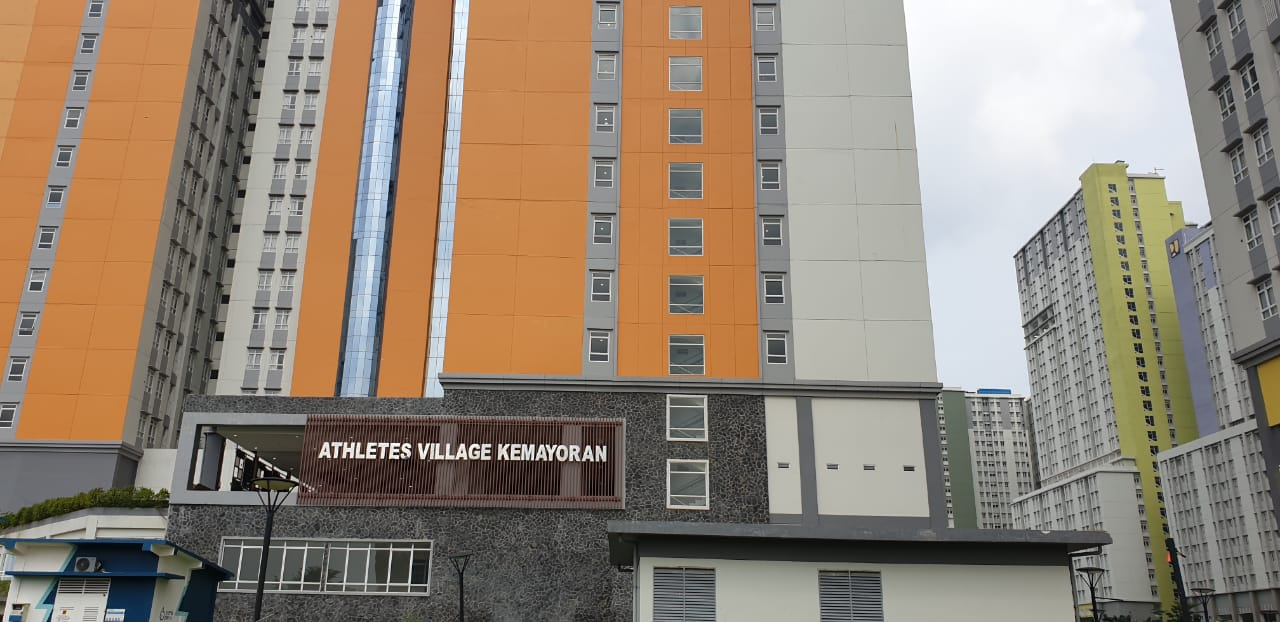 Kepoin 7 Tower Wisma Atlet Yuk: Dari Hunian Tim Operasional hingga Ruang Isolasi