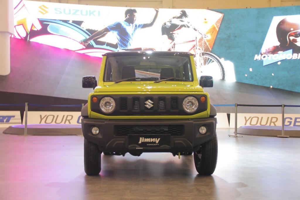 Pesanan Suzuki All New Jimny, Wajib Ambil Nomor Antrean