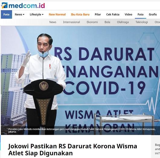 [Cek Fakta] Jokowi Sebut Telah Menjadikan Indonesia Negera Komunis Terbesar di Dunia? Ini Faktanya