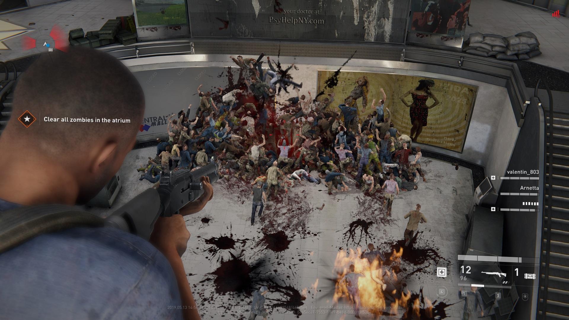 World War Z, Berbeda dari Left 4 Dead