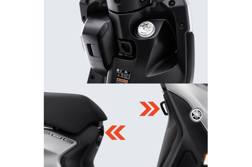 Yamaha Gear 125 Meluncur, Harganya Di Bawah Honda Vario