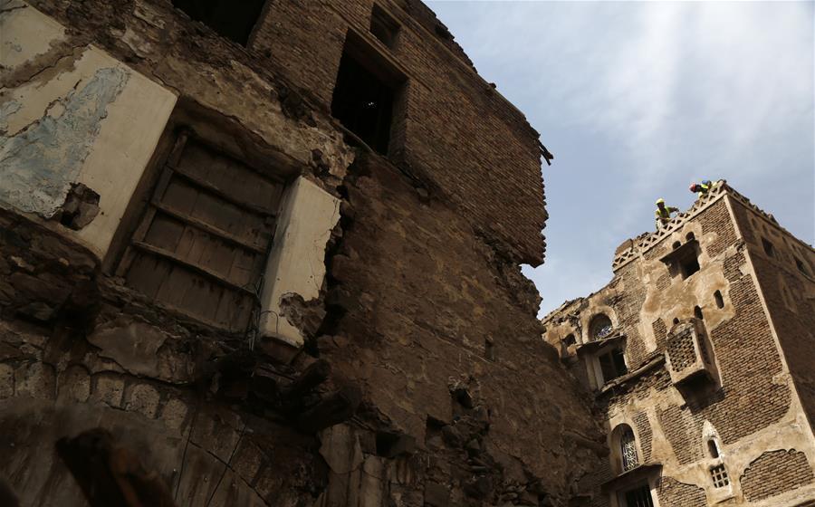 Ribuan Rumah Bersejarah di Situs Warisan Dunia Hancur