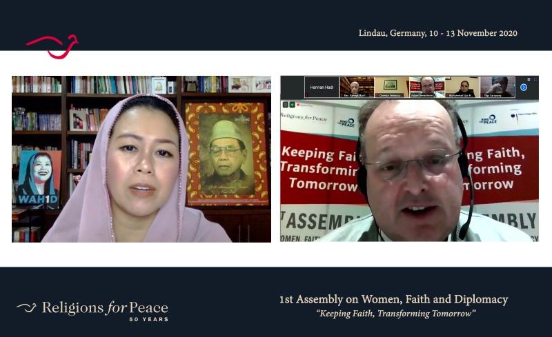 Kepemimpinan Wanita Indonesia Dipaparkan Pada Konferensi Internasional di Jerman