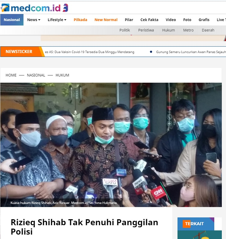 [Cek Fakta] Reuni 212 Digelar di Polda Metro Jaya? Ini Faktanya