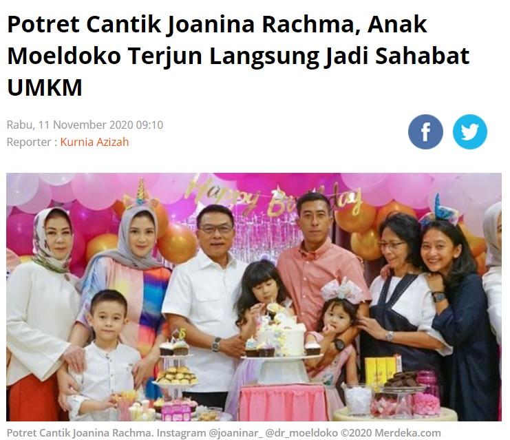 [Cek Fakta] Pangdam Jaya Mayjen Dudung Abdurrachman Menantu dari Moeldoko? Ini Faktanya