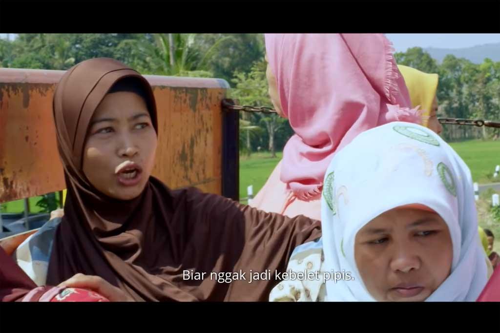 Wawancara Eksklusif Brilliana Desy, Pemeran Yu Ning di Film Tilik