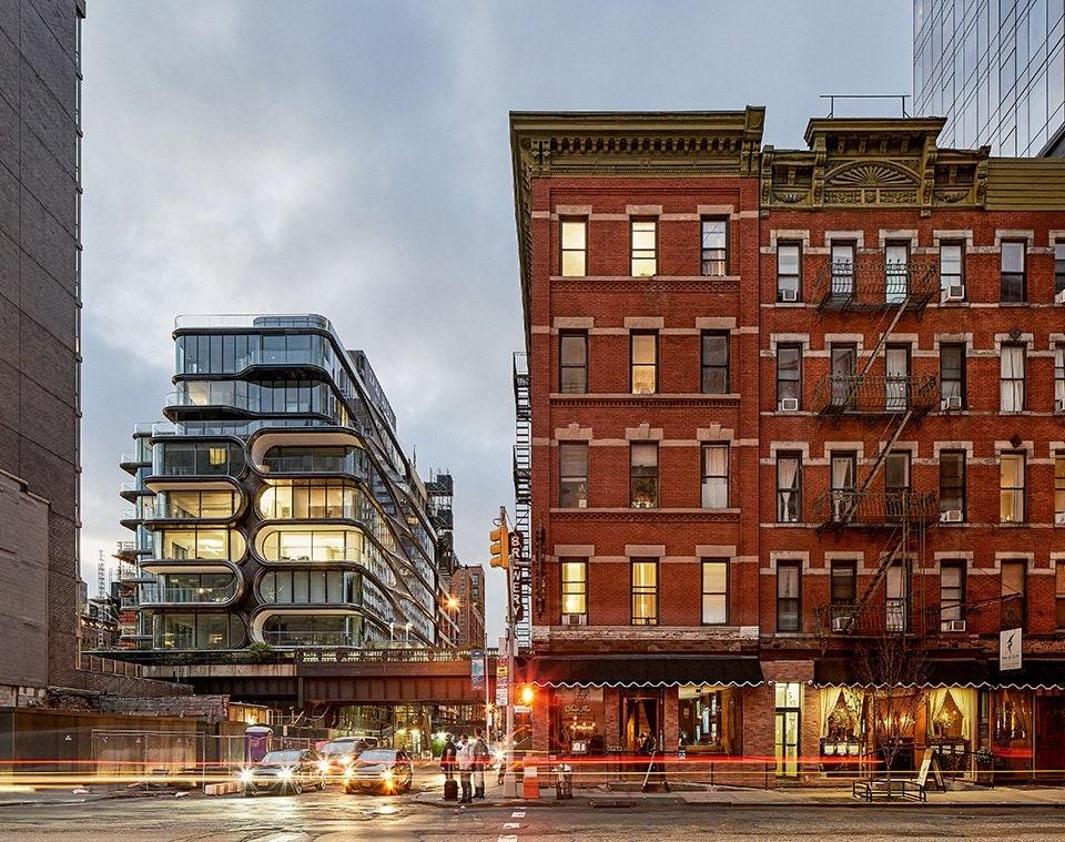 4 Bangunan dengan Arsitektur Memukau