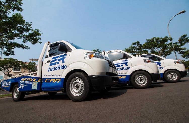 Layanan Towing Motor 24 Jam Bikin Touring Makin Nyaman
