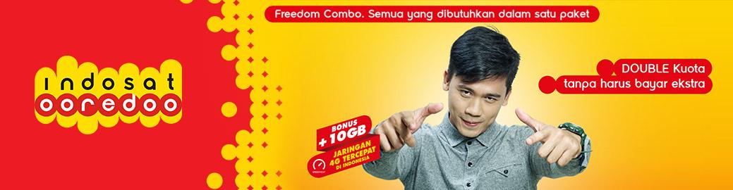Indosat - Freedom Combo