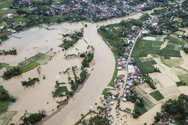 Potret Kabupaten Lima Puluh Kota Terendam Banjir