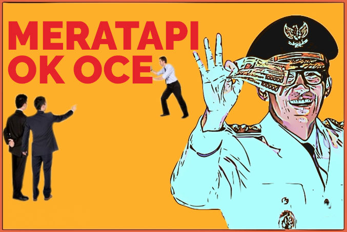 MERATAPI OK OCE