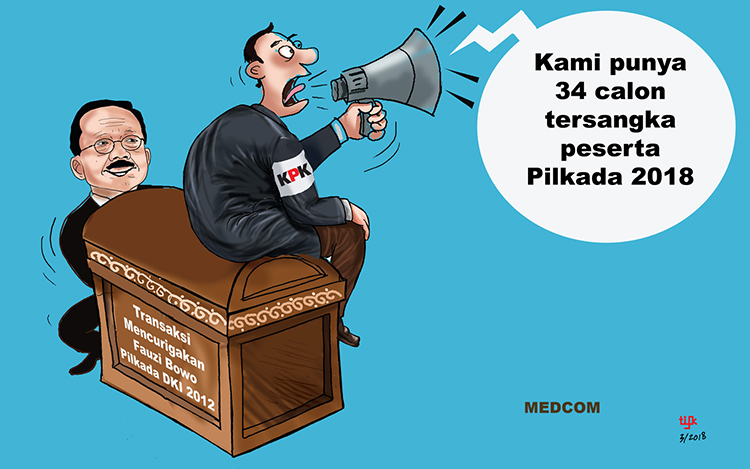 Skandal Foke dan Dramaturgi KPK