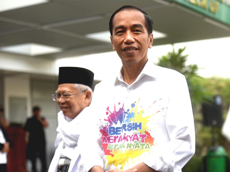 Jokowi-Ma`ruf
