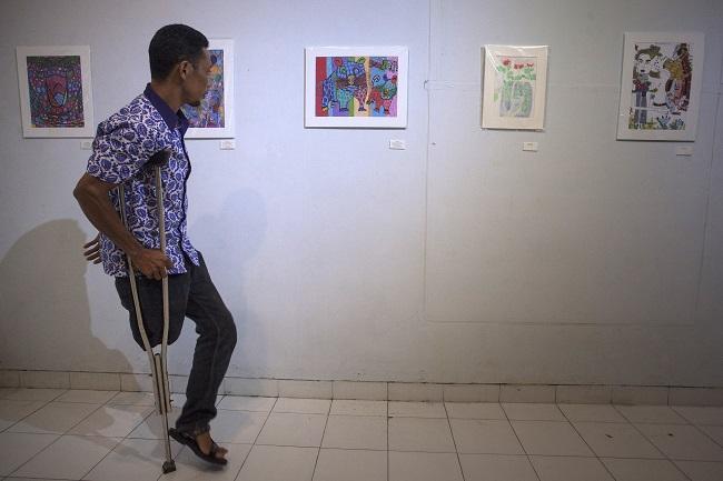 Mendobrak Batas Disabilitas