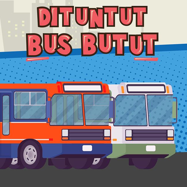 Dituntut Bus Butut