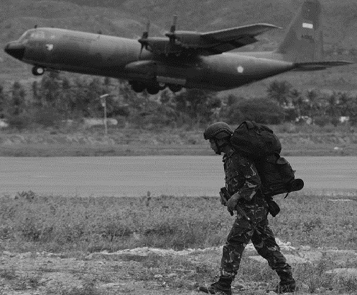 Bersama TNI