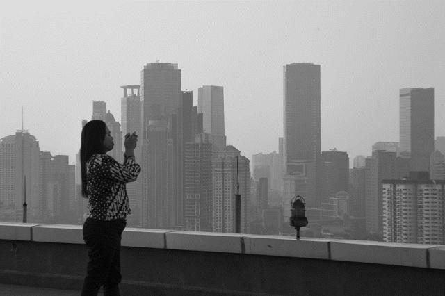 Ribut-ribut di Rooftop