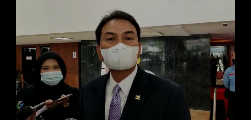 Azis Syamsuddin Tersangka