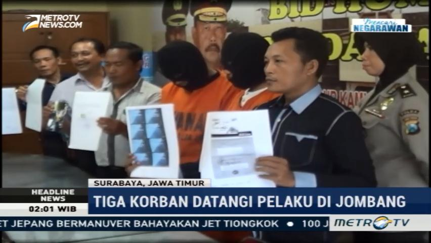 Pelaku Pengganda Uang Di Jombang Tipu Korban Rp2 7 Miliar Medcom Id