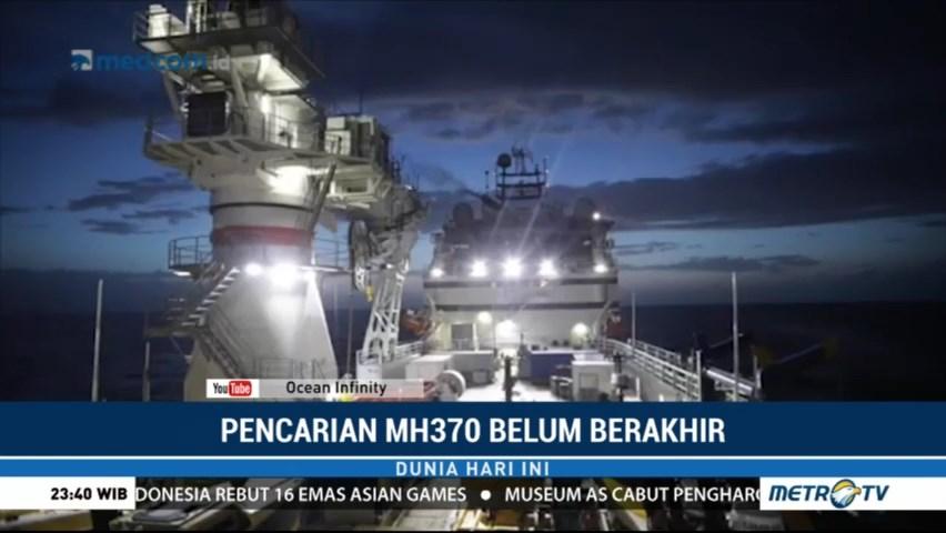 pencarian mh370