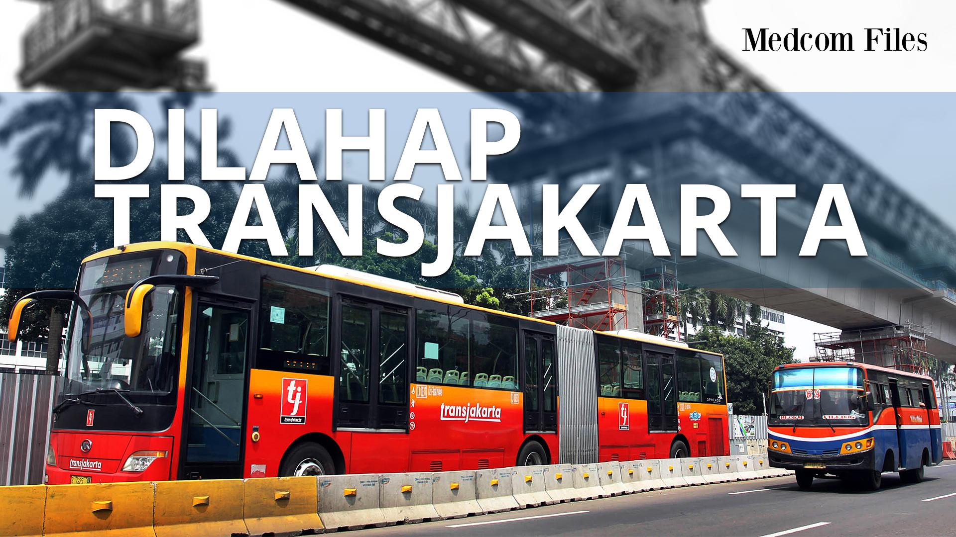 Dilahap Transjakarta